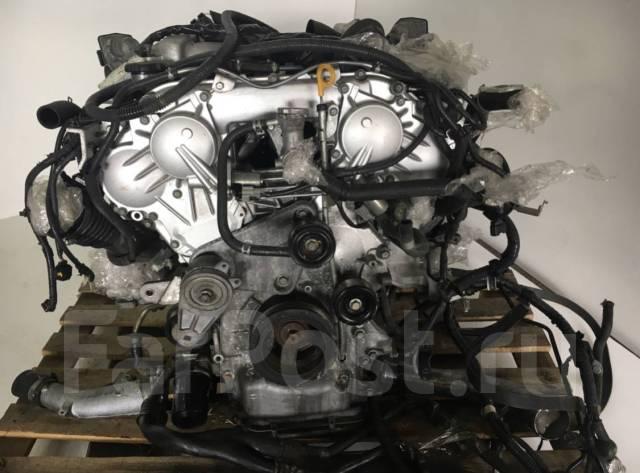 Двигатель Nissan GT-R