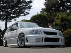 Передний бампер Burn Up Prodrive WRC для Subaru Forester SF