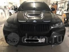 Накладка на фару. BMW X6, E71, E72 Двигатели: S63B44, N57S, N55B30, N63B44, N57D30TOP, M57D30TU2, N57D30OL