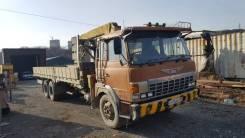 Hino. Продается грузовик с манипулятором 3т, 16 746куб. см., 9 000кг., 6x2