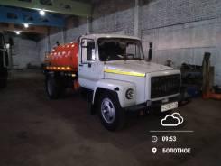 ГАЗ 3307. Продается ассенизатор , 4 750куб. см.