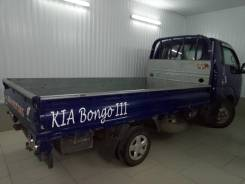 Kia Bongo III. Продаётся грузовик KIA Bongo 3, 3 000куб. см., 1 200кг., 4x2