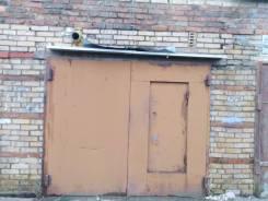 Гаражи капитальные. улица Добровольского 25, р-н Тихая, 23кв.м., электричество, подвал. Вид снаружи