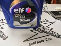 Elf Evolution. Вязкость 5W-40, полусинтетическое