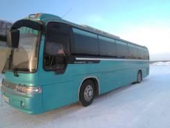 Kia Granbird. Автобус, 43 места