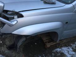 Продам левое крыло на Toyota LC Prado 120 цвет 1D4 (серебро)