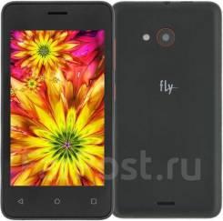 Fly FS408 Stratus 8. Б/у, 8 Гб, Черный, 3G, Dual-SIM