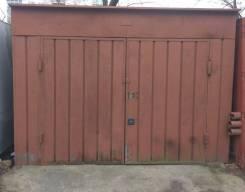 Продам гараж на Борисенко 100б. улица Борисенко 100б, р-н Тихая, 18кв.м., электричество