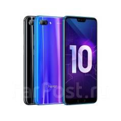 Huawei Honor 10. Новый, 128 Гб, Синий, Черный, 3G, 4G LTE, Dual-SIM