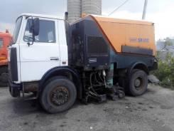Schmidt. Вакуумный пылесос SK 650 на шасси МАЗ 543302 2005 года