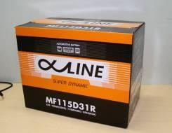 Alphaline. 100А.ч., Прямая (правое), производство Корея