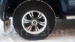 Bridgestone Ice Cruiser 7000. Зимние, шипованные, 2017 год, 5%, 4 шт