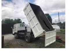 Вывоз мусора самосвалы от 1 до 25 тонн