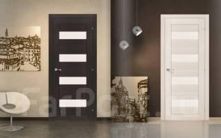 Монтаж дверей от 1500 меж-комнатных и входных. Быстрый выезд