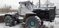 ХТЗ Т-150. Трактор т150
