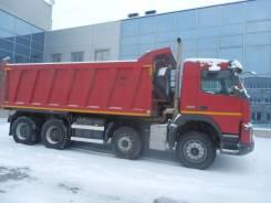 Volvo FMX13. Самосвал: FM-Truck 8X4, 12 777куб. см., 31 500кг., 8x4