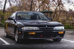 Nissan Silvia. S14, SR 20DET