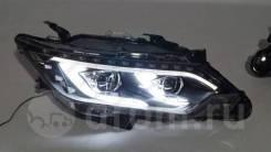 Фары Toyota Camry 55 стиль Мерседес (Камри с 2014 года) ACV51