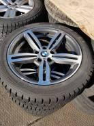 """Комплект литя на зимней резине BMW .245/45/R18. 8.0x18"""" 5x112.00 ET15"""
