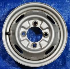 """Steel Wheels. 3.5x12"""", 4x114.30, ET45, ЦО 80,0мм."""