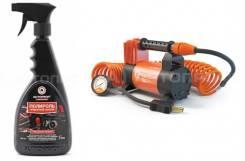 Промо набор: Компрессор Агрессор AGR-50л/мин+полироль приборной панели Set-AGR-50/150405