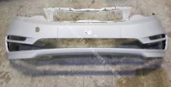 Бампер передний в цвет Kia Rio III рестайлинг