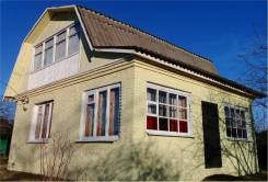 Дача двухэтажная из кирпича. г. Дрезна, от МКАД 77 км. От частного лица (собственник)