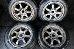 Bridgestone Ecopia PZ-X. Летние, 2015 год, 10%, 4 шт