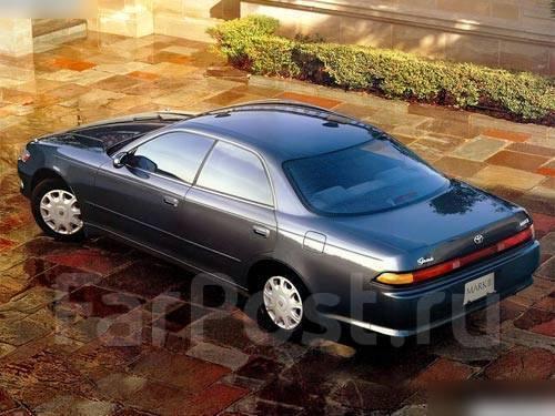 Стекло лобовое. Toyota Mark II, GX90, JZX90, JZX90E, JZX91, JZX91E, JZX93, LX90, LX90Y, SX90 Двигатели: 1GFE, 1JZGE, 2JZGE, 2LTE, 4SFE
