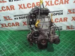 Двигатель в сборе. Chevrolet Spark, M300 Daewoo Matiz B10D1