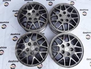 """Mitsubishi. 5.5x15"""", 5x114.30, ET45, ЦО 67,0мм."""