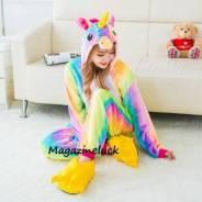 Пижамы–кигуруми. 42, 44, 40-44, 46. Под заказ