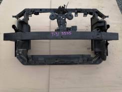 Рамка радиатора. Nissan X-Trail, DNT31, NT31, T31, T31P, T31R, TNT31 Двигатели: M9R, MR20DE, QR25DE