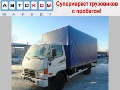 Hyundai HD78. (хундай, хендэ) 2014 тент (0274), 3 900куб. см., 5 000кг., 4x2