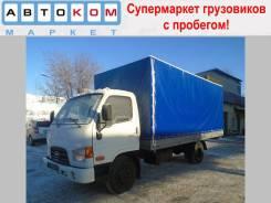 Hyundai HD78. Хундай HD78 тент 2012 (1750), 3 907куб. см., 5 000кг., 4x2