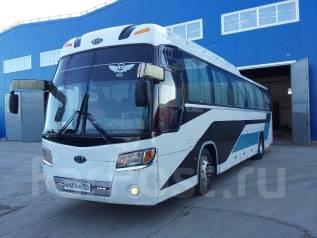 Kia Granbird. Продаётся автобус КИА Гранбирд, 45 мест, С маршрутом, работой