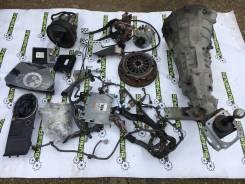 МКПП. Toyota Altezza, SXE10 Двигатель 3SGE