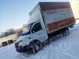 ГАЗ ГАЗель. Продаётся газель, 2 500куб. см., 2 150кг., 4x2