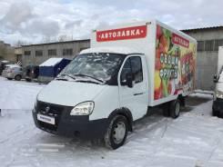 ГАЗ 3302. Автолавка 2017г., 2 890куб. см., 4x2