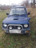Mitsubishi Pajero Mini. автомат, 4wd, бензин