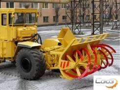 Спецстроймаш К-702М-ОП-Т. Фрезерно-роторный снегоочиститель К-700, к702, К-701, 300,00л.с.