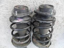 Амортизатор. Subaru Forester, SG5 Двигатели: EJ20, EJ201, EJ202, EJ203, EJ204, EJ205, EJ20A, EJ20E, EJ20G, EJ20J, EJ25, EJ251, EJ253, EJ254, EJ255, EJ...