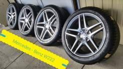 """275/245-45-19, оригинал Mercedes W222 AMG, в наличии. 8.5/9.5x19"""" 5x112.00 ET38/38 ЦО 66,6мм."""