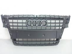 Решетка радиатора. Audi A4, 8K2, 8K5 Двигатели: CABA, CABB, CAEA, CAEB, CAGA, CALA, CAPA, CCLA, CCWA, CDHA, CDHB, CDNB, CDNC, CJCA