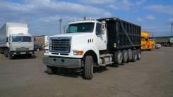 Sterling Trucks. Большегрузный самосвал Sterling, 13 000куб. см., 45 000кг., 8x4