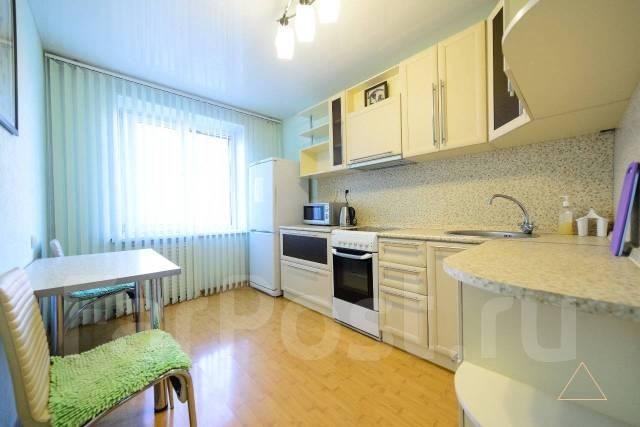 2-комнатная, улица Некрасовская 84. Некрасовская, 54кв.м. Кухня