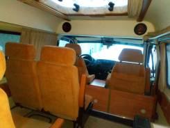 ГАЗ Соболь. Продаётся микроавтобус Соболь , Пробег15тыс,4вд , мест8+1 кат В 2017г, 9 мест