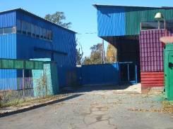База (производственно-складские помещения) во Владивостоке. Улица Путятинская 9, р-н Трудовое, 700кв.м. Дом снаружи