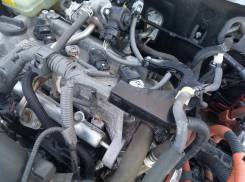 Двигатель в сборе. Toyota Aqua, NHP10, NHP10H