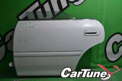 Дверь задняя левая (! ) Chaser JZX100 [Cartune] 8129